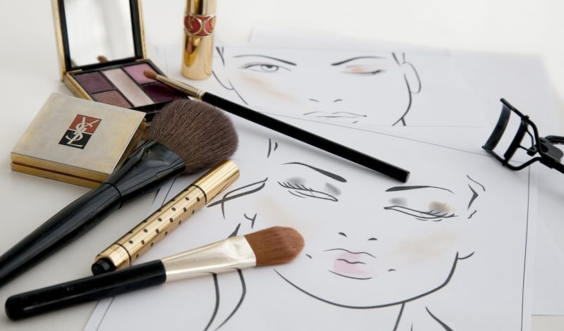 Maquillajes Yves Saint Laurent